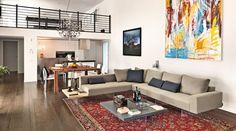 Il divano sospeso su misura per i tuoi spazi lo componi, scomponi e ricomponi tu. Scopri tutti i colori e le finiture disponibili.