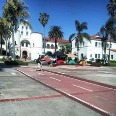Tents on campus can only mean one thing ... AS election season is about to begin. #SDSU
