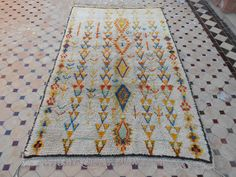 AZ94 Azilal Carpet - Beyond Marrakech