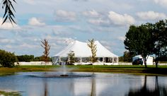 Weddings and Events at Arranmore Farm & Polo Club in Oswego, IL. Three hundred acres of pristine lawn are at your disposal for your wedding day at Arranmore Farm & Polo Club in Oswego, Illinois, just minutes from Naperville. www.arranmorefarmandpoloclub.com #ArranmoreFarmAndPolo #liveinspired #ArranmoreWeddings