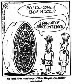 Mayan calendar and all, here are end of the world predictions that didn't quite make it.