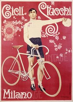 London Cycle Chic: Vintage bicycle posters