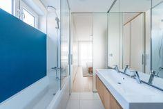 Návrh interiéru dvojizbového bytu, Bratislava   RULES architekti