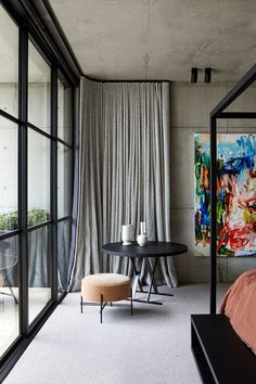 Toorak Residence by Workroom – Project Feature – The Local Project Vic Australia, Window Design, Soft Furnishings, All Design, The Locals, Home Crafts, Interior Architecture, Master Bedroom, Cool Designs
