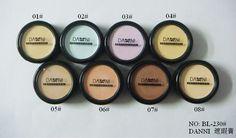 Professional 6G 8 colors makeup Camouflage Facial Concealer Neutral Palette Cream Foundation US $21.78
