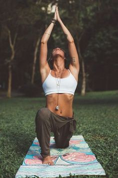 Do Yoga This is one of the best ways to stretch it all up, and cool your body…