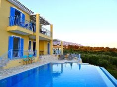 Brand New, Private Luxury Villa With Sea Views And Infinity Pool