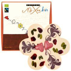 zotter Schokoladen Manufaktur: Kokos-Blume