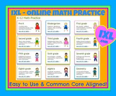 Fantastic math website to sharpen skills - and it's Common Core Aligned!
