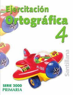 """Cover of """"ortografica 4"""""""