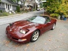 50th Anniversary 2003 Corvette