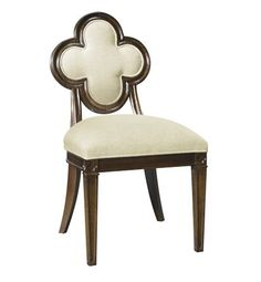 Alexandra Side Chair from the Suzanne Kasler® collection by Hickory Chair Furniture Co.