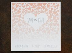 Free Save The Dates Printables | Adore Wedding Blog