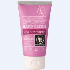 URTEKRAM Krem do rąk Nordycka Brzoza 75 ml - Nieprzyzwoicie naturalny sklep dla kobiet lubiących siebie