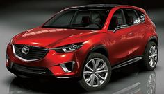 Première mondiale du Mazda CX-3 2015