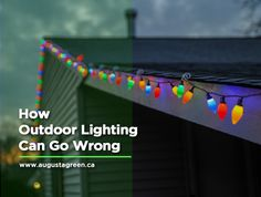 It may not seem like it, but setting up outdoor #lighting can be tricky. Here are a few #tips you can use to help you light up your yard this #winter season with #landscape #lights worthy of the holiday festivities.