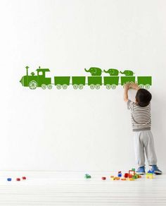 Cool Kids Wall Stickers Bedroom