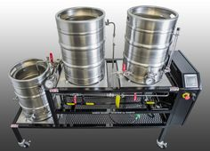 Brew-Magic V350MS system by Sabco. Home Brew, Ultimate home beer brewing equipment.    www.brewmagic.com