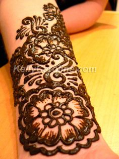 paisley flower tattoo - Google Search