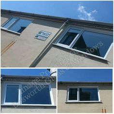 This customer is going to benefit from having ther old single glazed timber windows replaced at the Cove, Portland, Dorset. We have installed A Rated Rehau uPVC windows! This customers ready for the Portland stormy winds and seas this winter.