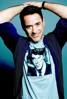 Robert Downey Jr., 2015