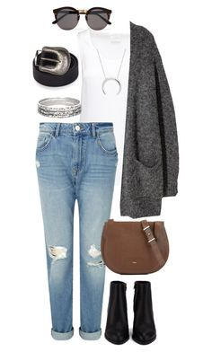 """""""#130"""" by mintgreenb on Polyvore featuring Brunello Cucinelli, Miss Selfridge, Chico's, Furla, Alexander Wang, Illesteva and Topshop"""