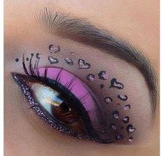 Eye Makeup Tips.Smokey Eye Makeup Tips - For a Catchy and Impressive Look Sleek Makeup, Love Makeup, Makeup Tips, Makeup Looks, Makeup Ideas, Amazing Makeup, Makeup Art, Fun Makeup, Makeup Lessons