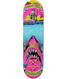 "Deathwish Lizard King Holy Chum 8.0"" Skateboard Deck at Zumiez : PDP"