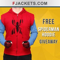 CHANCE TO WIN FREE SPIDERMAN HOMECOMING HOODIE<<<<<< this is bloody awesome!!!!!!!!!!!!!!!!!!!!