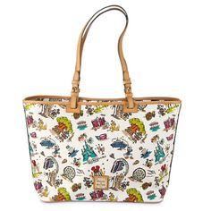 Shopper Tote - Disneyana Collection - Disney Collaboration Purses Bags Crossbody Stachel Disney Collab Purse