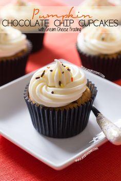 pumpkinchocchipcupcakes1
