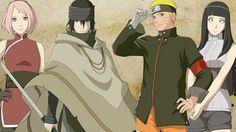 Seperti Ini Lho NaruHina dan SasuSaku The Last Naruto dalam Ultimate Ninja Storm 4
