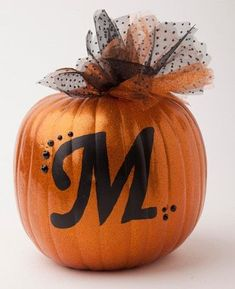 Check out our collection of easy pumpkin painting ideas! These creative pumpkin decorating ideas are perfect for anyone who doesn't want to carve this year! Fall Halloween, Halloween Crafts, Halloween Decorations, Halloween Series, Halloween Desserts, Halloween Halloween, Thanksgiving Decorations, Holiday Decorations, Seasonal Decor