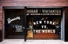 Nike - New York vs The World