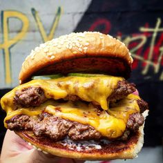 One of the best new burgers in the city by @joemacc83 and @grindhausnyc get there