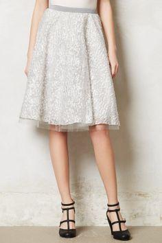 Mariazell Skirt - anthropologie.com