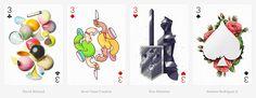 Playing Arts – Edition Three on Behance