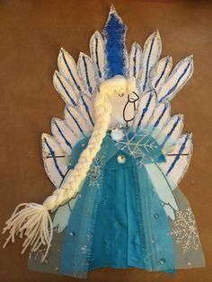 Elsa Turkey in Disguise Elsa Turkey in Disguise