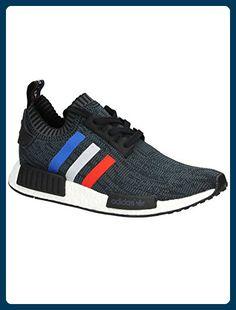 5d5e4e94520339 Adidas NMD R1 Primeknit Schuhe core black-core red-footwear white - 47 1