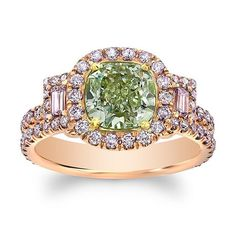 GREEN DIamond Gia cert #fancycolordiamonds#diamonds#mizrahidiamonds#mizrahiofbeverlyhills#fancy#green#greendiamonds#