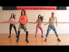 Hey Mama CARDIO DANCE/ ZUMBA routine - YouTube