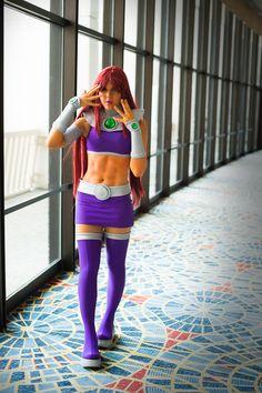 Teen Titans: The Alien Girl from Tamaran by MangoSirene.deviantart.com on @deviantART