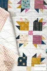 Paw Tracks quilt pattern. Pre cut and scrap friendly quilt pattern. #fatquarter #quilt #precuts Bear Paw Quilt, Bear Paws, Art Gallery Fabrics, Love Sewing, Quilt Top, Sewing Tutorials, Quilt Blocks, Quilt Patterns, Scrap