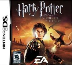 Amazon.com: Harry Potter and the Goblet of Fire - Nintendo DS: Video Games