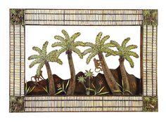 Palm Tree Wall Décor