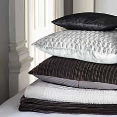 Endless love: Contemporary designs to last a lifetime. John Lewis Pintuck pleats. #johnlewis #cushion Registering your list is free and easy - simply call or visit your local shop, or go online: www.johnlewisgiftlist.com