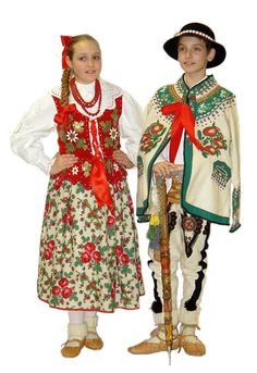 Poland Podhale Folk Costume, Costumes, Polish Government, Polish People, Polish Folk Art, Matryoshka Doll, Eastern Europe, Homeland, Ukraine
