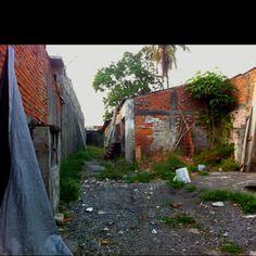 Vecindad abandonada #fotofindesemana