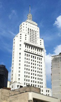Edificio Altino Arantes - Banespão - São Paulo - Brasil