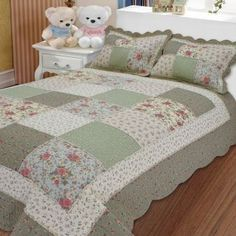 Diy Quilt, Quilt Bedding, Easy Quilts, Colchas Quilting, Quilting Projects, Quilting Designs, Big Block Quilts, Quilt Block Patterns, Quilt Blocks
